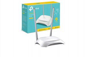 Como trocar a senha do Wifi (Wireless) do roteador TP-Link TL-WR849N